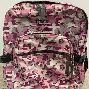 SALE🎉 Jansport Camo Backpack